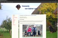 Homepage von Hovawarte vom Dobiner Land