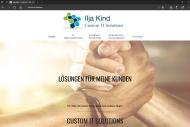 Homepage von Custom IT Solutions