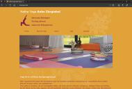 Homepage von Hatha Yoga Anke Zörgiebel